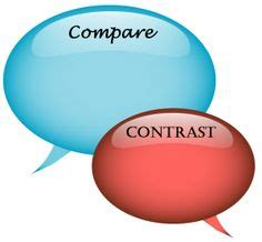 Introduction to a compare contrast essay